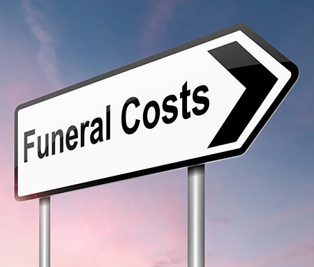 Gaulds Funeral Costs