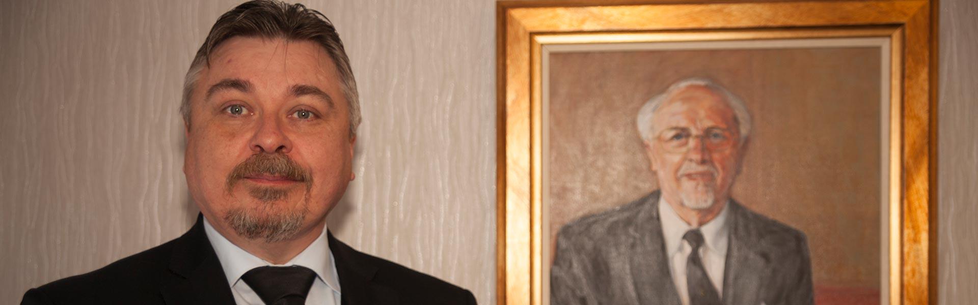 John Gauld - Funeral Director
