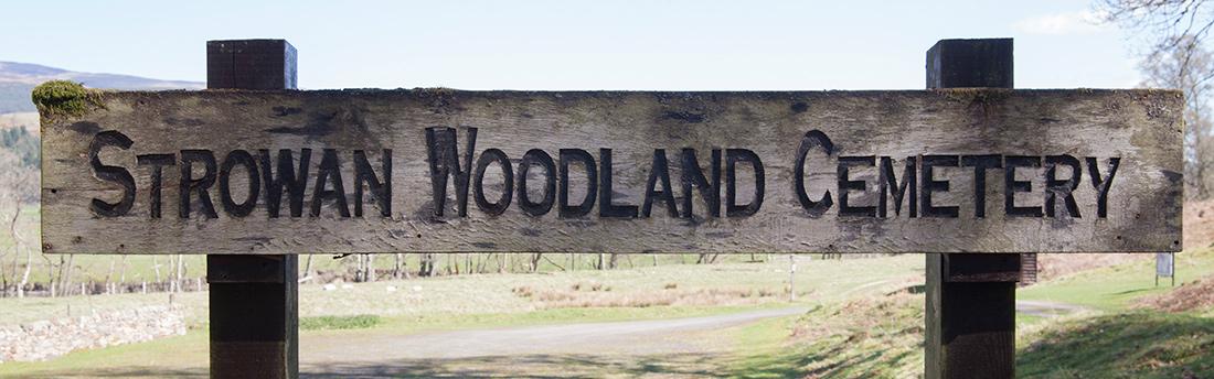 Strowan Woodland Cemetery